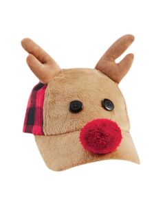 Youth Toddler Reindeer Cap
