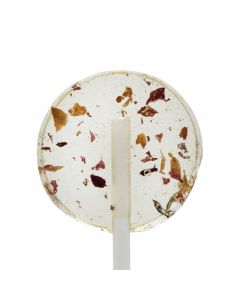 Champagne & Roses Seed-Bearing Lollipop