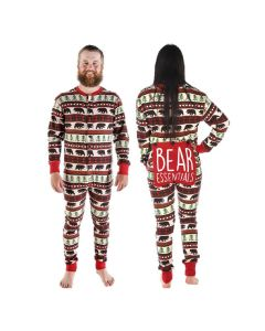Adult Bear Essentials Flapjack Onsie