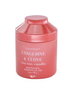 Tangerine and Clove Candle