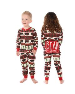 Youth Bear Essentials Flapjack Onsie