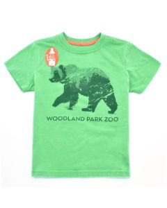 Kids Sustainable Zoo Tee