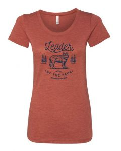 Ladies ''Leader of the Pack'' Tee