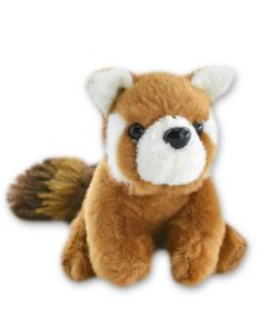 Red Panda Plush Key Chain