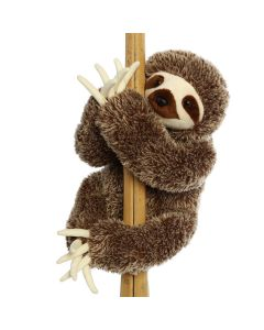 Plush 3-Toed Sloth