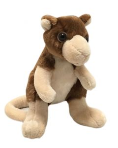 "7"" Plush Tree Kangaroo"