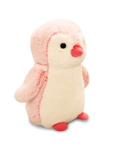 12'' Plush Pink Penguin