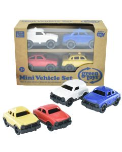 Green Toys™  4-Pack of Mini Vehicles