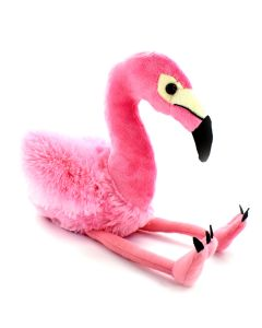 Plush Pink Flamingo