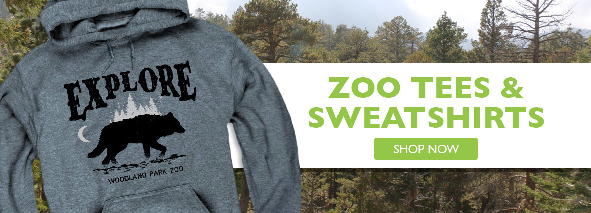 Zoo Tees and Sweatshirts